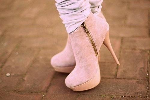Zapatos de moda
