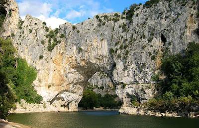 Pont d'Arc – França