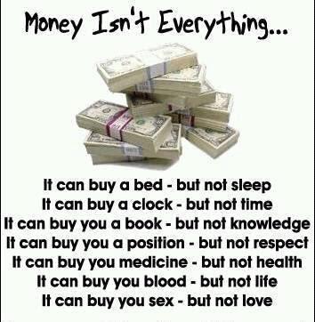 Write an essay on money isnt everything, sheluponki ru