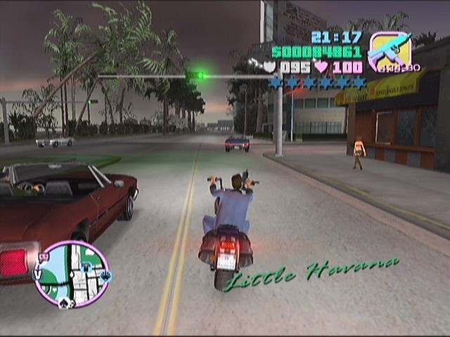 grand theft auto vice city game setup