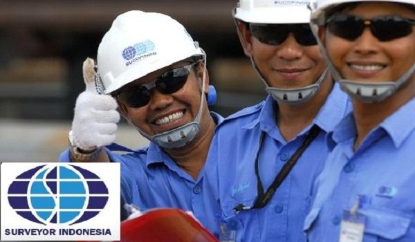 PT SURVEYOR INDONESIA : BIDANG SUPERVISOR - JAWA, INDONESIA