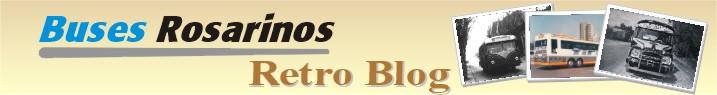 Buses Rosarinos Retro Blog
