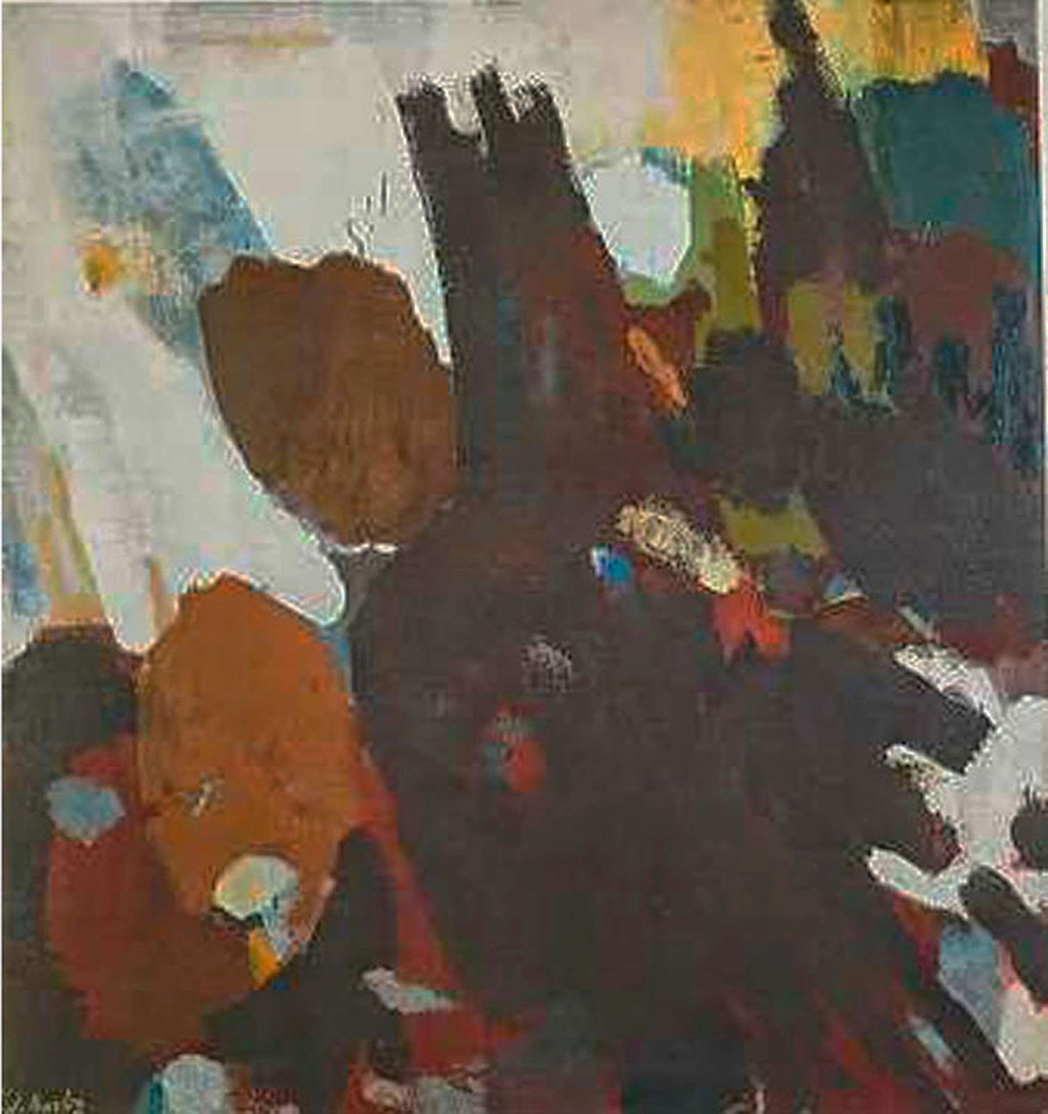 artists of abstract expressionism Still abstract expressionism has become the most accepted term for a group of  artists who held much in common all were committed to art as expressions of the .