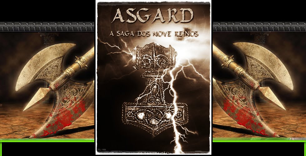 ASGARD - A Saga dos Nove Reinos