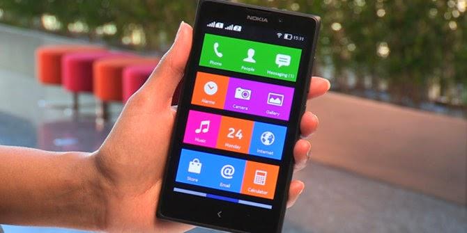 Nokia XL sebentar lagi masuk pasar gadget Indonesia