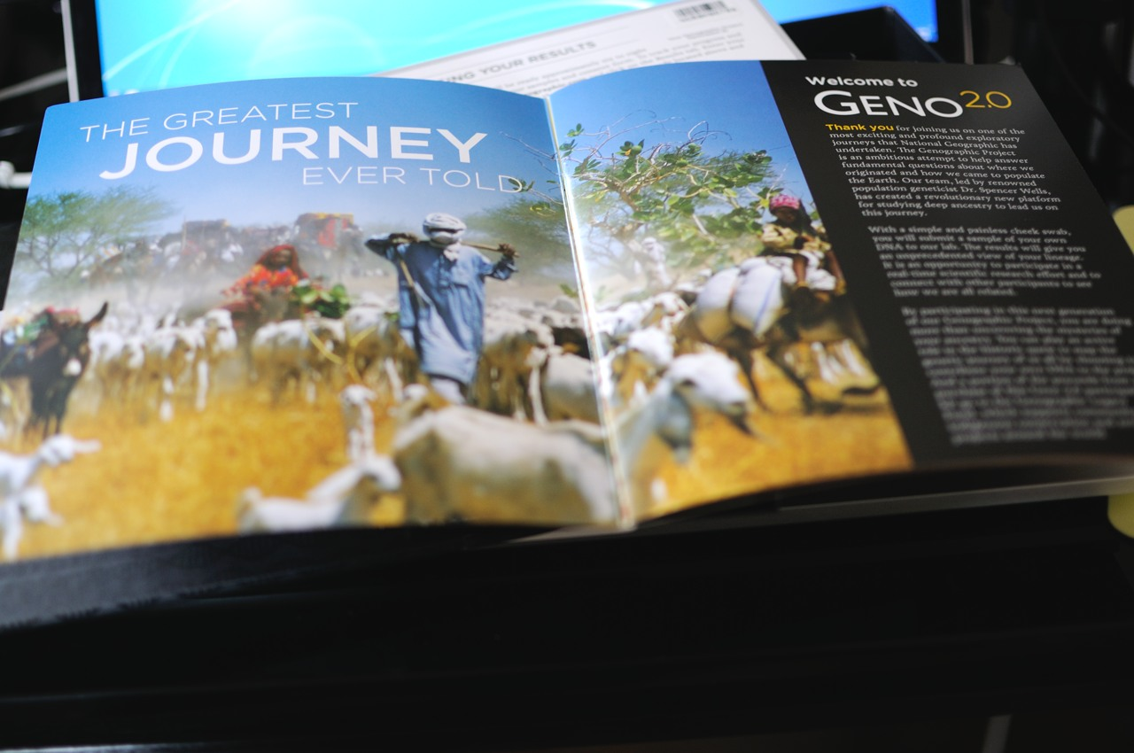 national geographic geno project Since its launch in 2005, national geographic's genographic project has used advanced dna analysis and worked with indigenous communities to help answer fundamental.