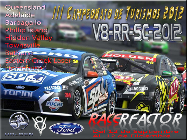 V8 Campeonato rfactor