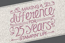 Celebrating 25 Years of Stampin' Up!