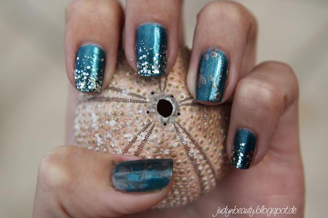 judy 39 s beauty nail art blog t rkis die farbe der liebe. Black Bedroom Furniture Sets. Home Design Ideas