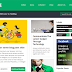 Share Responsive Blogger Template Flat Mag