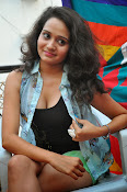 New Actress Jhansi Hot Stills in Shorts-thumbnail-3