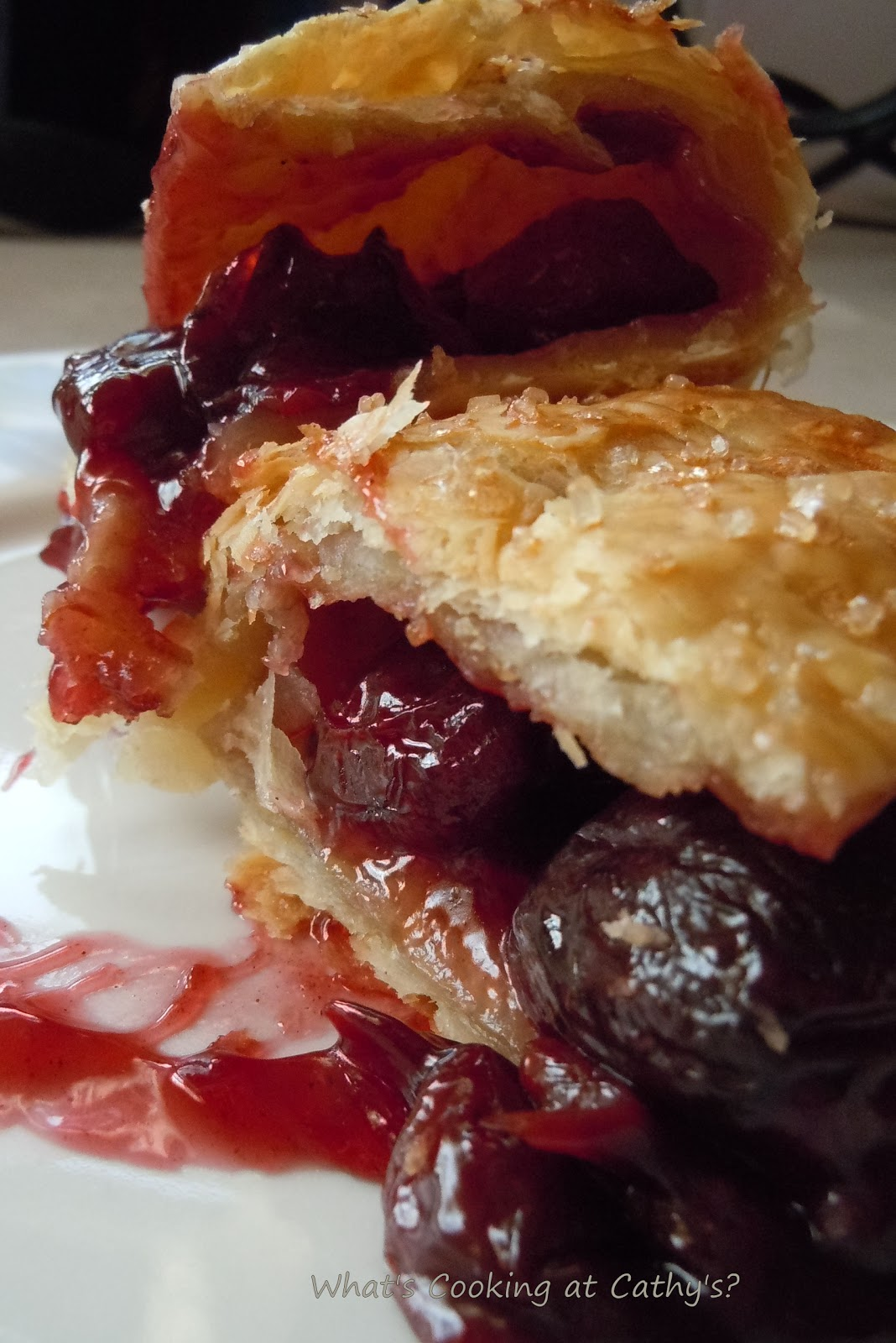 What's Cooking At Cathy's?: Cherry Hand Pies