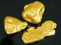 Asal Mula Tambang Emas