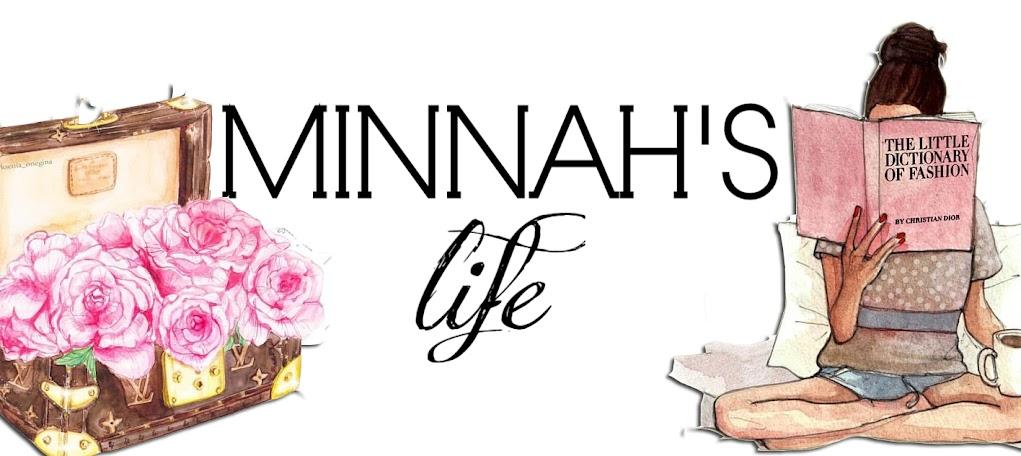Minnah's life