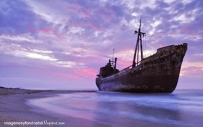 abandoned-boat-ship-wallpaper-old-anchor-landscape-best-sky-beach