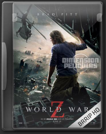 World War Z (BRRip HD Unrated Español Latino) (2013)