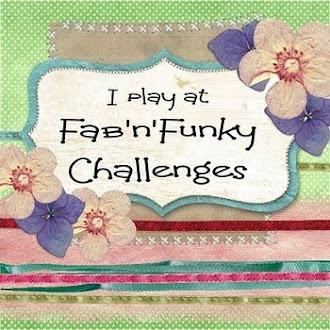 Fab n Funky-I won the recipe challenge!