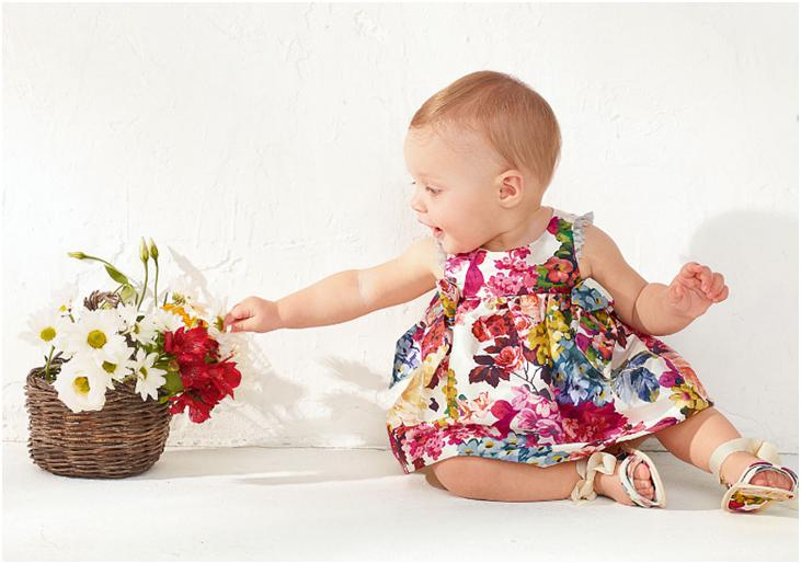 D G Baby Clothes Summer Collection 2011