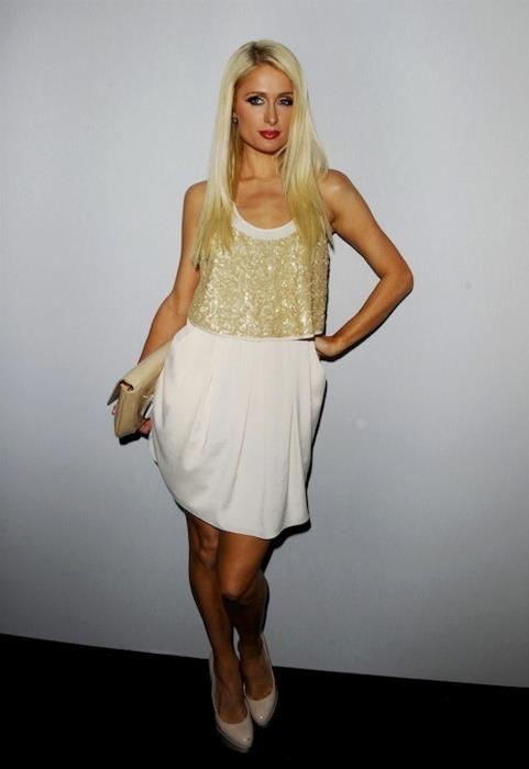 Paris Hilton Fashion Style | Style Icon 1