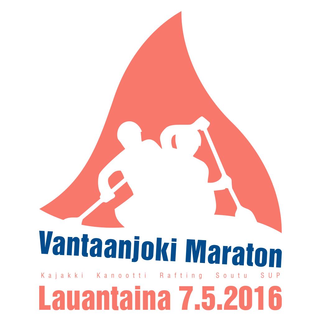 Vantaanjoki maraton 2016
