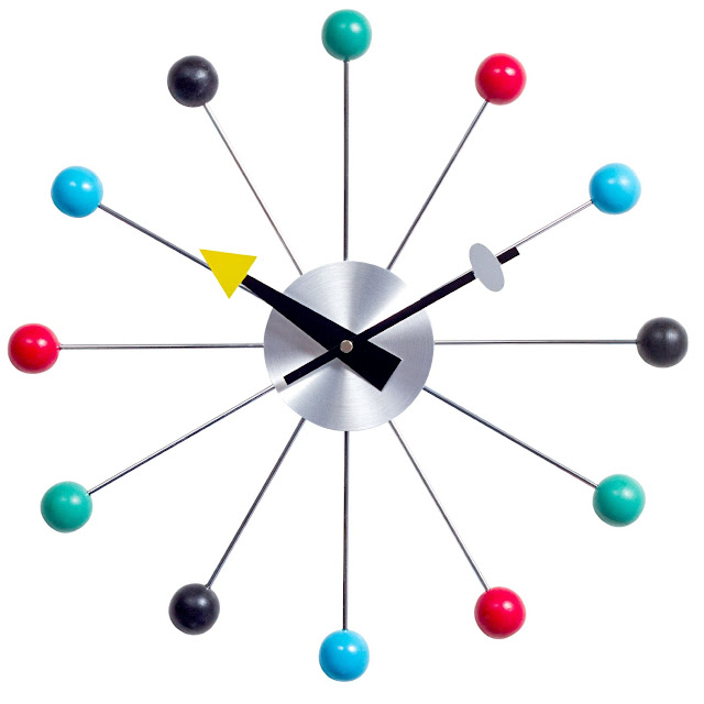 Ball Clock Design