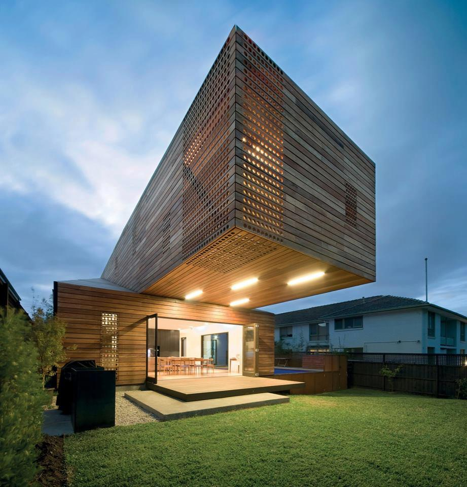 M rcio carmona projetos com madeira projects with wood for Home architecture melbourne