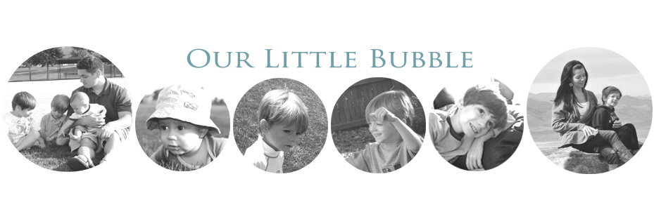 Our Little Bubble