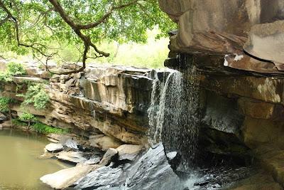 Wang Yai waterfall