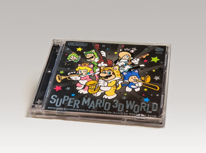 Super Mario 3D World Soundtrack - Stars Catalogue