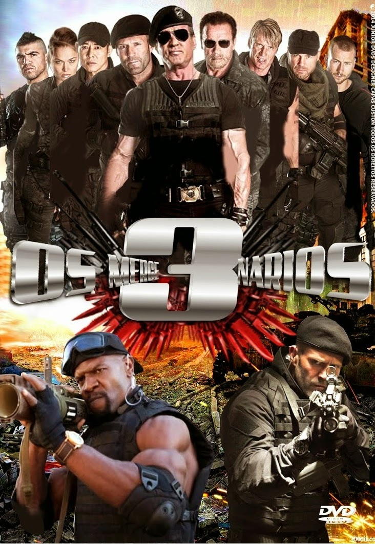 Watch The Expendables 3 (2014) Free Full Movie Online