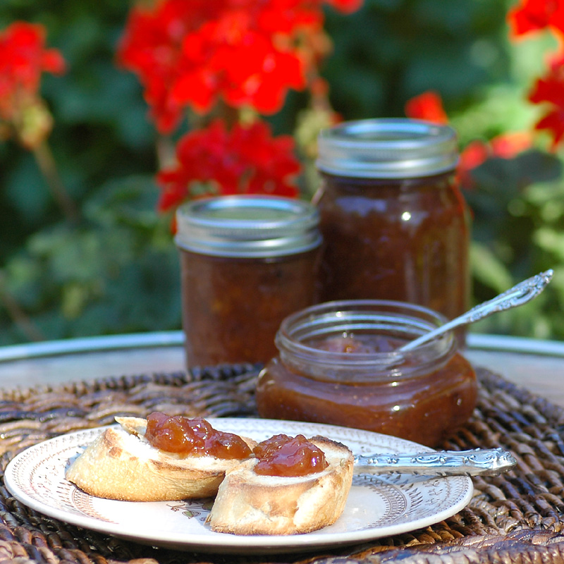 Fig and Orange-Spiced Jam