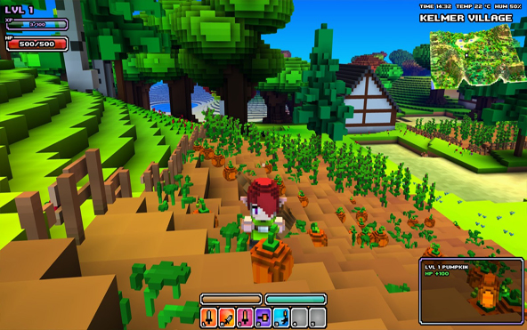 Cube World Crack Full Game Download Free