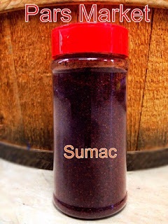 Sumac in the Jar at Pars Market in Columbia Maryland 21045