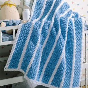 Everyday Life at Leisure: Top 10 Crocheted Baby Afghan ePatterns