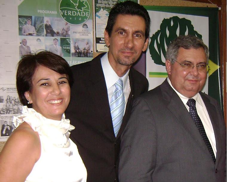 Rev Roberto Brasileiro - Pres SC/IPB