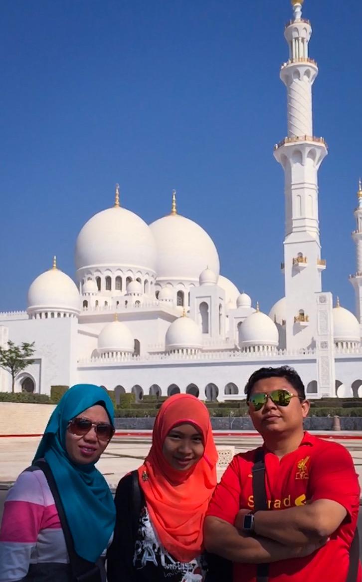 Abu Dhabi, Sept 2015