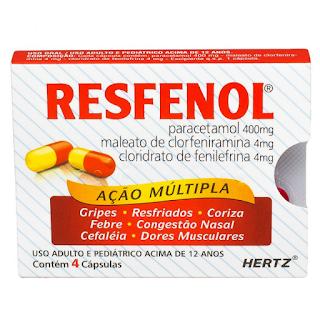 Resfenol® cápsulas