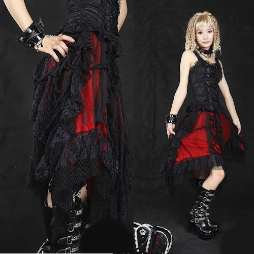 Gothic Punk Clothes for Women