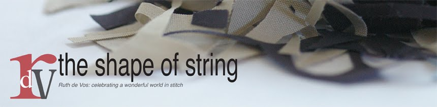 the shape of string