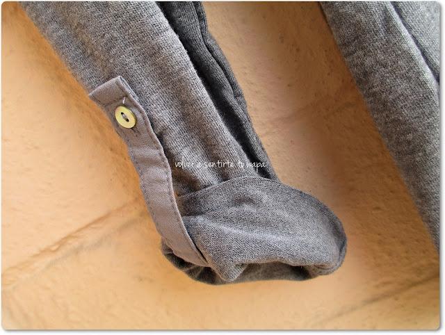 Compras en PULL and BEAR online - Camiseta básica gris