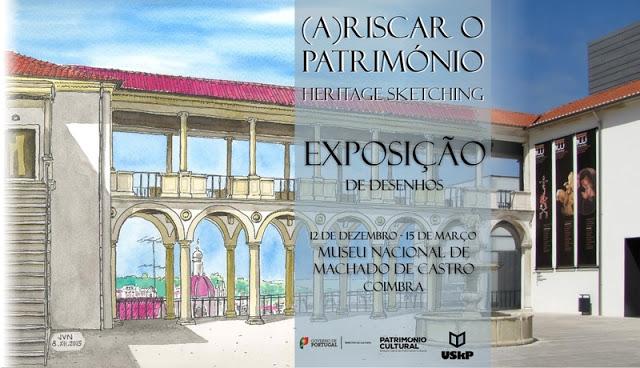 a)RISCAR O PATRIMÓNIO no Museu Nacional Machado de Castro