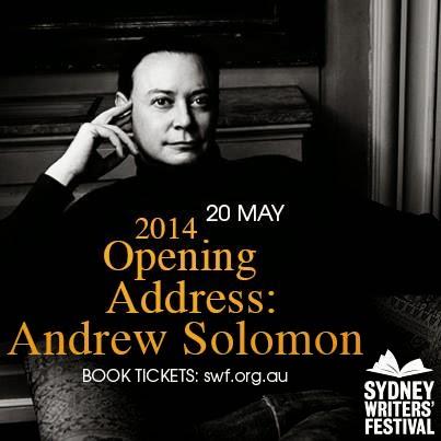 Andrew Solomon 2014