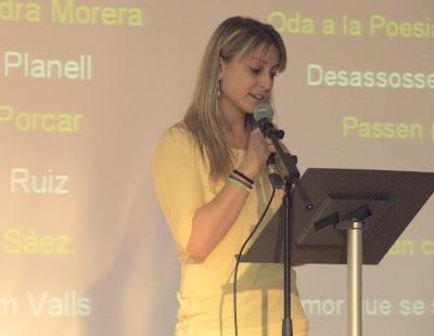 Soraya Ruíz (Fotografia: Ferran d'Armengol)