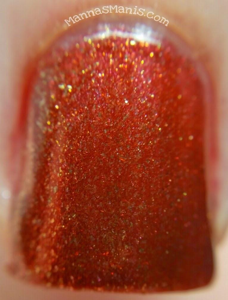 zoya autumn, a orange nail polish