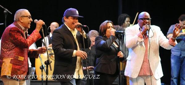 """Los Van Van, el """"tren de la música cubana"""""""