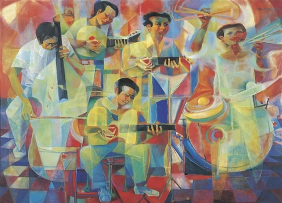 Filipino Artists And Their Paintings