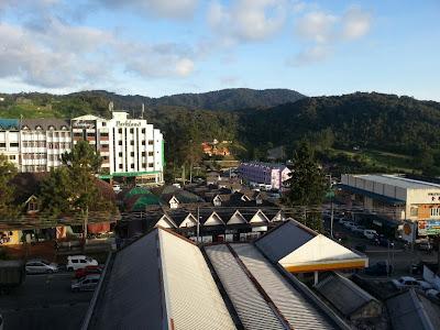 Brinchang Town, Cameron Highlands