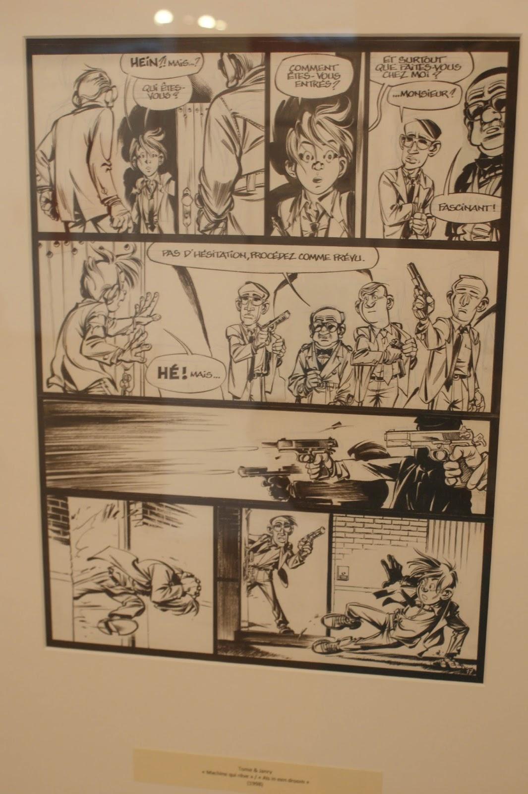 Ilustraciones sueltas chulas encontradas por el internete - Página 4 Spirou12
