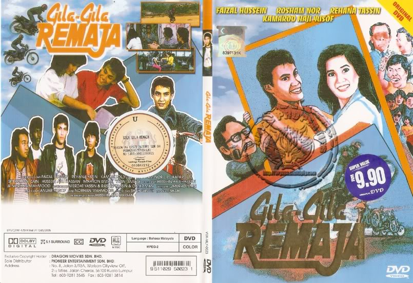 Gila-Gila Remaja movie