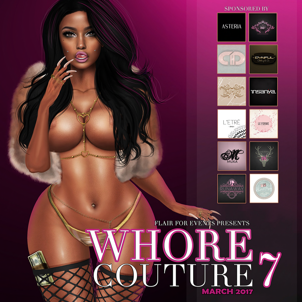 Whore Couture Fair 7 (WCF7)